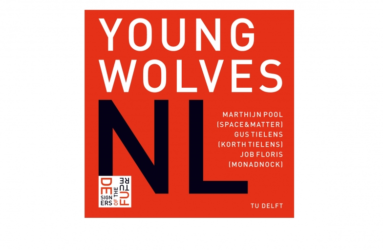 Young Wolves NL, cover, TU Delft